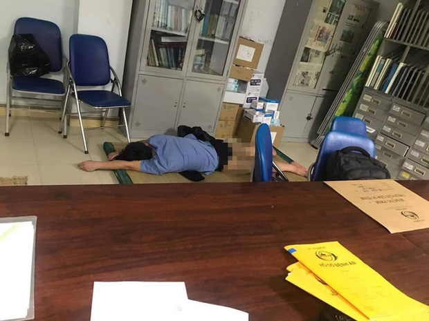 Bác sĩ bị tố ngủ cùng nữ sinh viên trong ca trực thanh minh gì? - Ảnh 3.