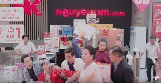 Siêu khuyến mãi của Nguyễn Kim được chia sẻ chóng mặt trên mạng xã hội, thương hiệu điện máy lâu năm gần gũi hơn với người trẻ Việt - Ảnh 3.