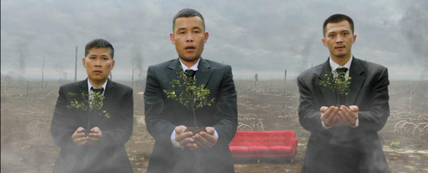 """Hiệp Gà, Phước Sang và Hà Việt Dũng lập nhóm nhạc, """"debut"""" với ca khúc """"Con Là Lâm Tặc - Ảnh 6."""