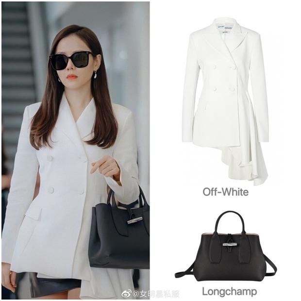 Son Ye Jin từ gái quê quay lại tiểu thư nhà tài phiệt, chỉ riêng giá chiếc áo choàng ngủ mặc nhà cũng đủ gây trầm trồ - Ảnh 5.
