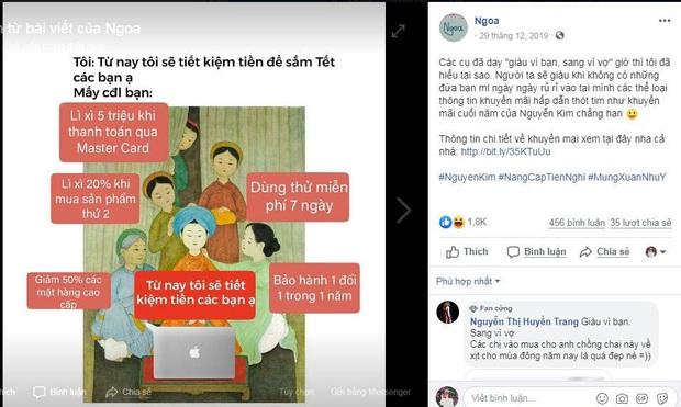 Siêu khuyến mãi của Nguyễn Kim được chia sẻ chóng mặt trên mạng xã hội, thương hiệu điện máy lâu năm gần gũi hơn với người trẻ Việt - Ảnh 7.