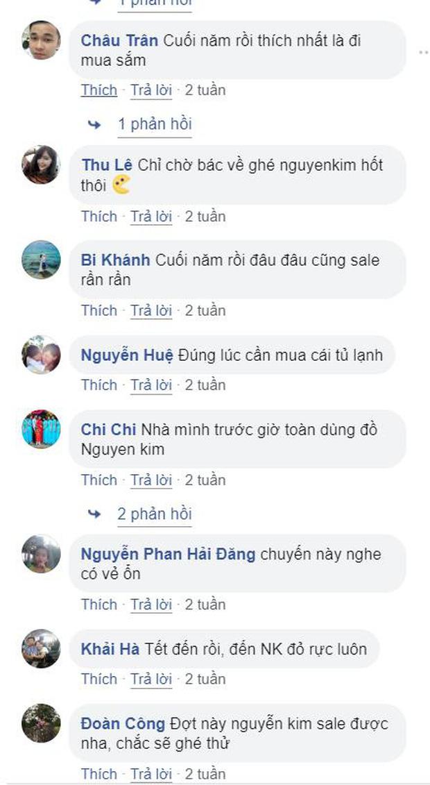 Siêu khuyến mãi của Nguyễn Kim được chia sẻ chóng mặt trên mạng xã hội, thương hiệu điện máy lâu năm gần gũi hơn với người trẻ Việt - Ảnh 9.