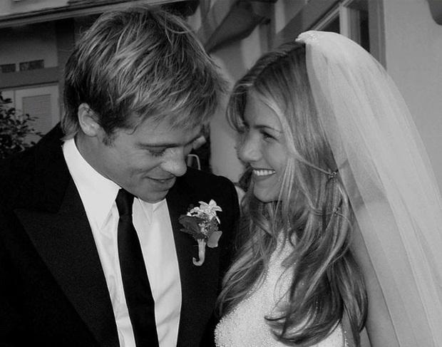 Bản đồ quan hệ Brad Pitt - Jennifer Aniston: Cặp đôi cả thế giới ghen tị kết thúc vì lùm xùm ngoại tình, sau 15 năm gặp lại ánh mắt vẫn như xưa - Ảnh 4.
