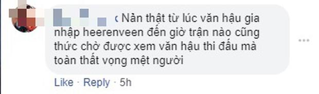 CĐV Việt Nam phẫn nộ cùng cực khi chứng kiến Văn Hậu vẫn phải đóng vai kép phụ ngày 29 Tết - Ảnh 3.