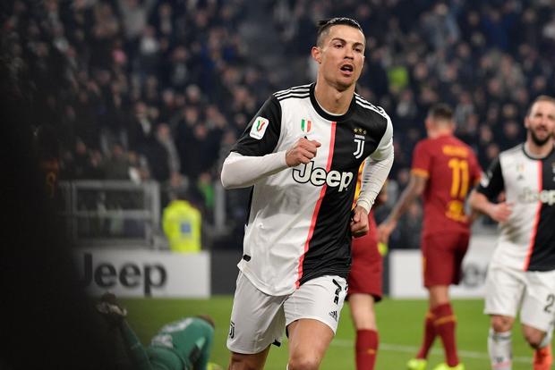Ronaldo ghi bàn thứ 7 cho Juventus sau 4 trận, fan tặc lưỡi: Cầu thủ vĩ đại nhất lịch sử là đây chứ đâu! - Ảnh 3.