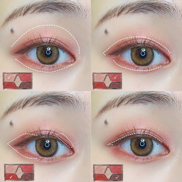 12 gợi ý đánh mắt giúp các nàng xinh long lanh, nhiều kiểu còn cực hợp diện cùng áo dài đi chơi Tết - Ảnh 10.