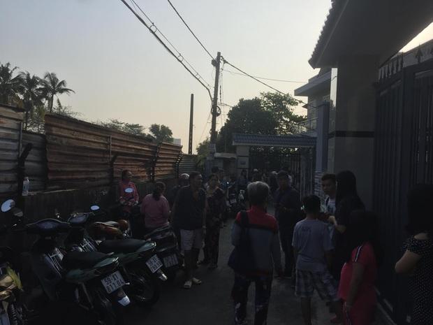 Nghi phạm đốt nhà làm 5 mẹ con ở Sài Gòn là người tung tin gia đình nạn nhân nợ nần tiền dân xã hội đen  - Ảnh 3.