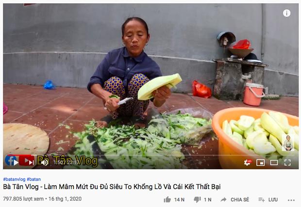 """Khi Bà Tân Vlog """"bắt trend"""" làm các món Tết: Ngoài những lần toang thì cũng có vài món gây xao xuyến phết! - Ảnh 10."""