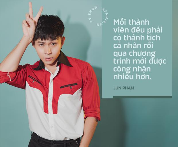 Đầu năm Canh Tý 2020 nghe Jun Phạm gửi lời chúc cực lầy lội đến 6 thành viên Running Man Vietnam! - Ảnh 6.
