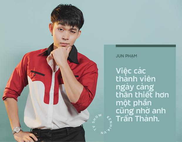 Đầu năm Canh Tý 2020 nghe Jun Phạm gửi lời chúc cực lầy lội đến 6 thành viên Running Man Vietnam! - Ảnh 8.