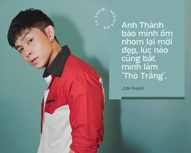 Đầu năm Canh Tý 2020 nghe Jun Phạm gửi lời chúc cực lầy lội đến 6 thành viên Running Man Vietnam! - Ảnh 16.