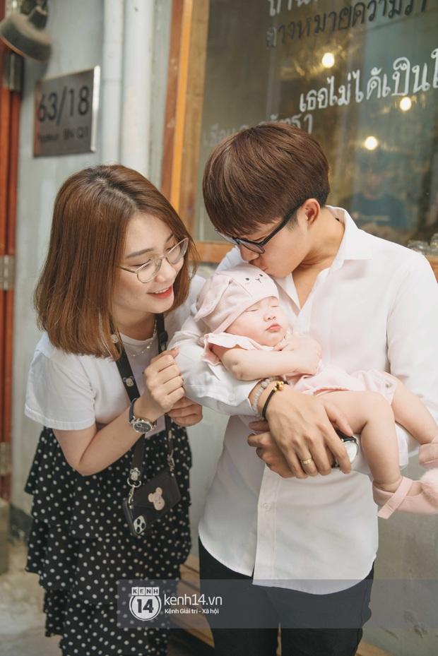 Hot mom tuổi Tý Thanh Trần: 2 con rồi nhưng vợ chồng vẫn cãi cọ đến mức lôi nhau ra toà rồi... quành về - Ảnh 4.