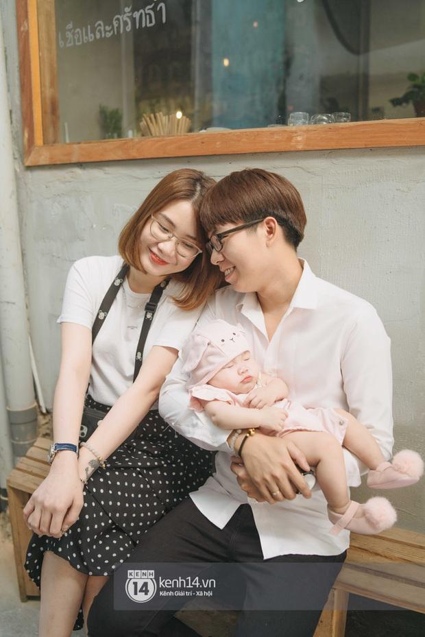 Hot mom tuổi Tý Thanh Trần: 2 con rồi nhưng vợ chồng vẫn cãi cọ đến mức lôi nhau ra toà rồi... quành về - Ảnh 3.
