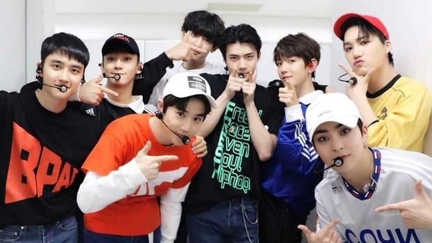 Hốt hoảng với khay bánh kẹo hình logo EXO, SM Entertainment mới tung ra thị trường để tặng fan Việt dịp Tết này? - Ảnh 3.