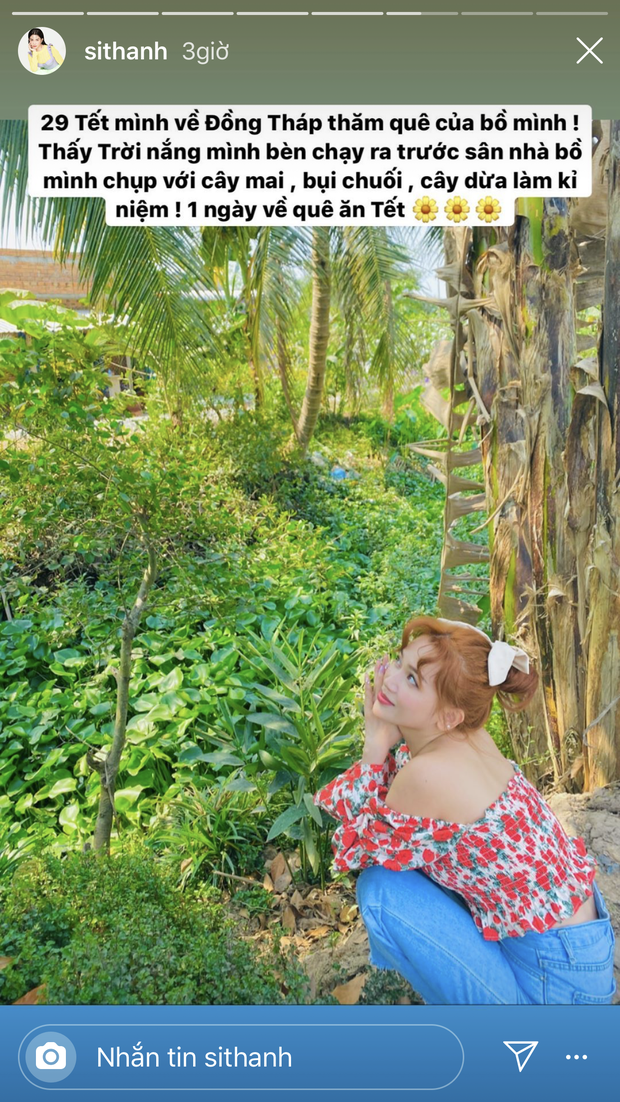 Lần đầu Huỳnh Phương đưa Sĩ Thanh về quê ra mắt bố mẹ, tiết lộ kế hoạch tương lai khiến ai cũng bay vào chúc mừng - Ảnh 2.