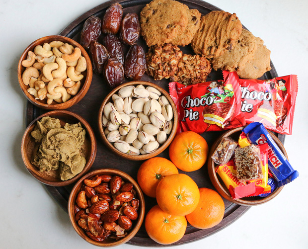 Chuyên gia tư vấn dinh dưỡng Emma Phạm gợi ý 10 mâm hoa quả, bánh kẹo ăn Tết vừa healthy vừa bổ dưỡng - Ảnh 14.