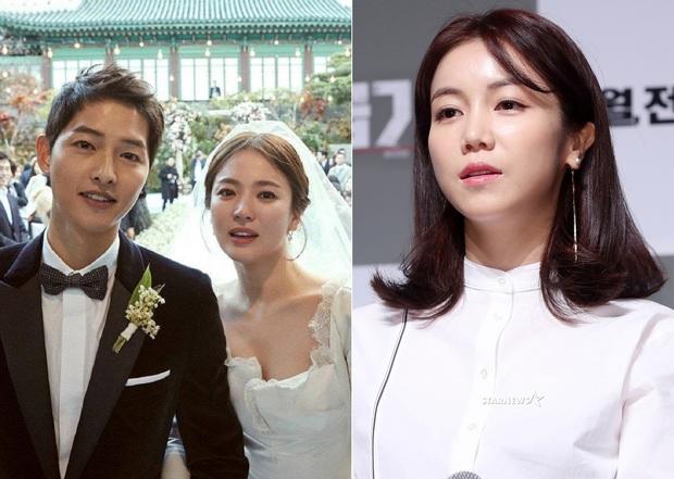 Trùng hợp đáng sợ của bom tấn Arthdal: Hết cha con Jang Dong Gun - Song Joong Ki tới Erika Karata đều dính ồn ào ngoại tình - Ảnh 2.