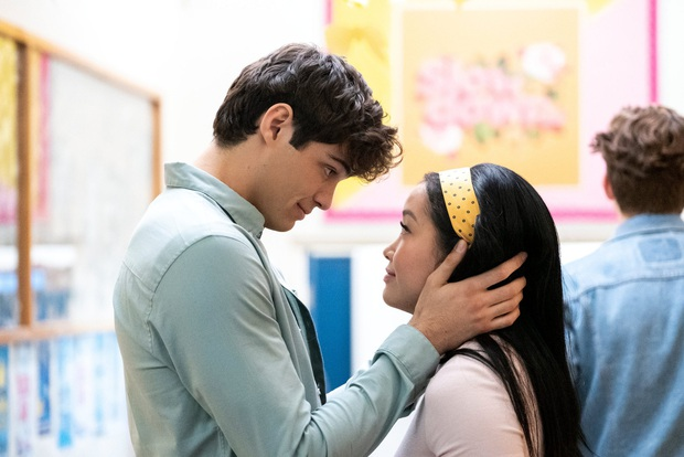 Có bạn trai đẹp như mơ, nữ chính gốc Việt To All The Boys Ive Loved Before vẫn rung rinh trước người khác? - Ảnh 7.