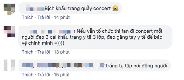 Virus Corona xuất hiện tại TP. HCM, netizen hoang mang liveshow CROSS Tour của WINNER tại Việt Nam có nguy cơ hủy bỏ phút chót như show diễn tại Thái Lan của K-ICM - Ảnh 4.