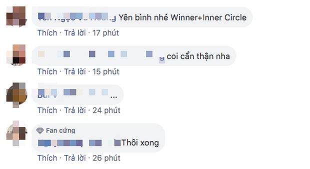 Virus Corona xuất hiện tại TP. HCM, netizen hoang mang liveshow CROSS Tour của WINNER tại Việt Nam có nguy cơ hủy bỏ phút chót như show diễn tại Thái Lan của K-ICM - Ảnh 5.