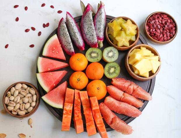 Chuyên gia tư vấn dinh dưỡng Emma Phạm gợi ý 10 mâm hoa quả, bánh kẹo ăn Tết vừa healthy vừa bổ dưỡng - Ảnh 5.