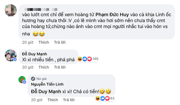 Hội anh em U23 Việt Nam dìm hàng Linh ốc hương đi thả thính lại diện style Vua hề Sác lô - Ảnh 8.