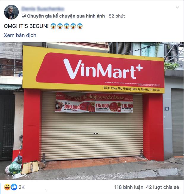 Anh Tây hốt hoảng khi thấy hàng quán Hà Nội đồng loạt đóng cửa: Trời đất, lại đến cái ngày ấy rồi! - Ảnh 2.