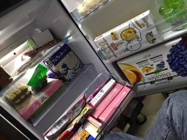 Khoe tủ lạnh ngày Tết nhà chúng mày đi nào: chỉ chờ có thế là hàng trăm chiếc tủ lạnh chật cứng được show ra! - Ảnh 13.