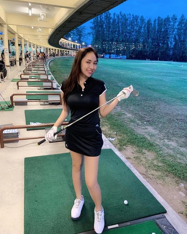 Chiêm ngưỡng nhan sắc hút hồn của nữ golf thủ quyến rũ nhất thế giới: Body chuẩn như người mẫu, một giây lên hình cũng khiến fan náo loạn - Ảnh 3.