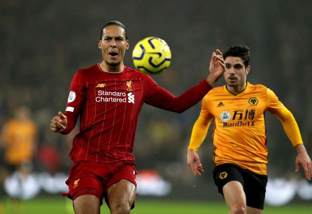 Xé lưới Wolves ở những phút cuối cùng, Firmino giúp Liverpool giữ vững ngôi đầu bảng Ngoại hạng Anh - Ảnh 6.