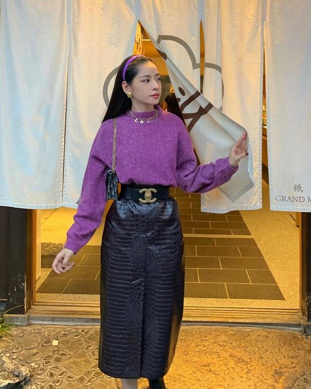 Diện đủ trang phục sến mà vẫn thần thái ngút ngàn, visual của Chi Pu quả là không đùa được đâu - Ảnh 7.