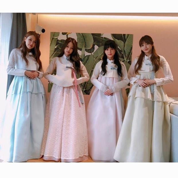 Dàn sao châu Á đón Tết: Jisoo mặc hanbok, Lisa khoe ảnh sexy, Baifern siêu nhắng còn Dương Mịch lại lo lắng không thôi - Ảnh 6.