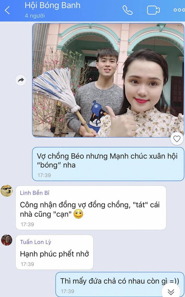 Đôi vợ chồng tuổi Tý Duy Mạnh và Quỳnh Anh hạnh phúc bên nhau, cùng dọn nhà, cùng chuẩn bị lì xì mừng năm mới - Ảnh 1.