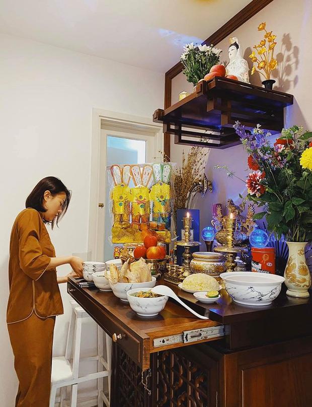 Sao Việt kiêng gì ngày Tết: Ngọc Hân, Bình An không nói điều xui xẻo, Quốc Trường trân trọng những giá trị truyền thống - Ảnh 5.