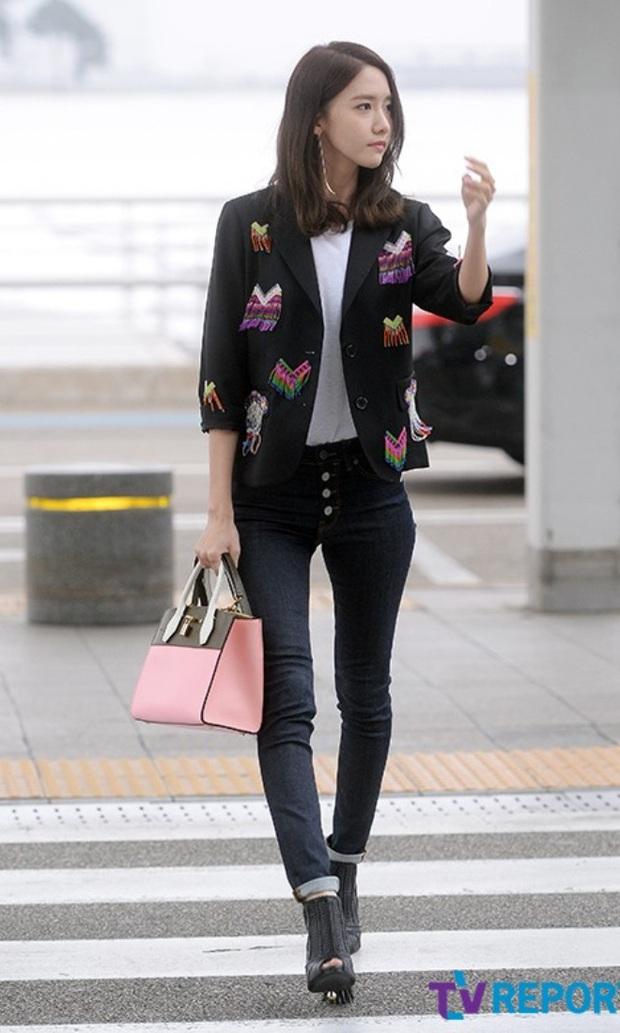 Yoona ngày càng mặc đẹp hơn trước, hoá ra vì chân vòng kiềng nay đã hóa thẳng nhờ biện pháp đặc biệt - Ảnh 5.