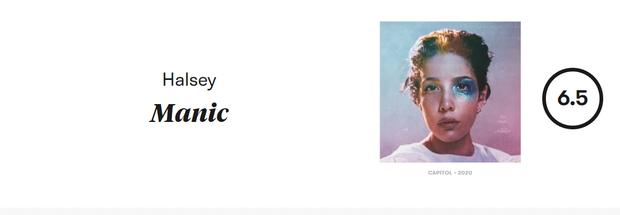 Bức xúc vì album mới ra bị Pitchfork cho điểm thấp, Halsey lại dính phốt vạ miệng, gợi kí ức đau thương về vụ khủng bố 11/9! - Ảnh 1.