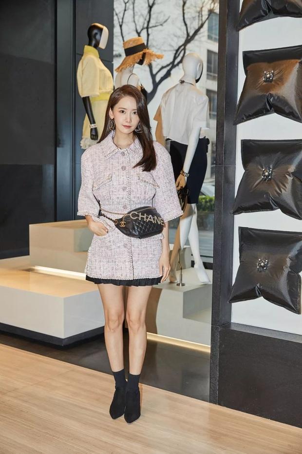 Yoona ngày càng mặc đẹp hơn trước, hoá ra vì chân vòng kiềng nay đã hóa thẳng nhờ biện pháp đặc biệt - Ảnh 2.