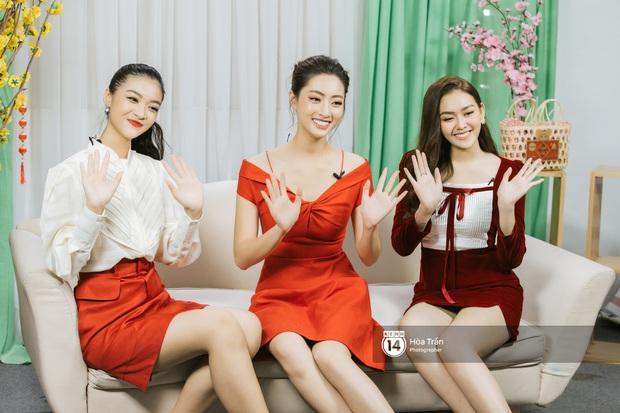 Clip Trường Giang, dàn Hoa hậu và sao Vbiz rộn ràng chúc xuân Canh Tý 2020: Sức khoẻ, thành công cùng ngàn câu chúc tốt lành! - Ảnh 3.