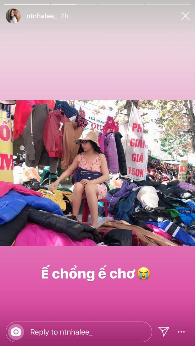 30 Tết của dàn hot girl Việt: Người khoe tài gói nem cực khéo, người chẳng phải làm gì tung tăng dạo phố cuối năm thấy mà thèm - Ảnh 8.