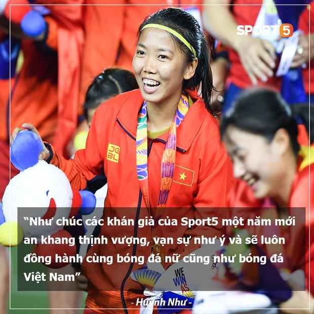 Tuyển thủ bóng đá Việt Nam gửi lời chúc Tết siêu có tâm đến người hâm mộ trước thềm năm mới Canh Tý 2020 - Ảnh 6.