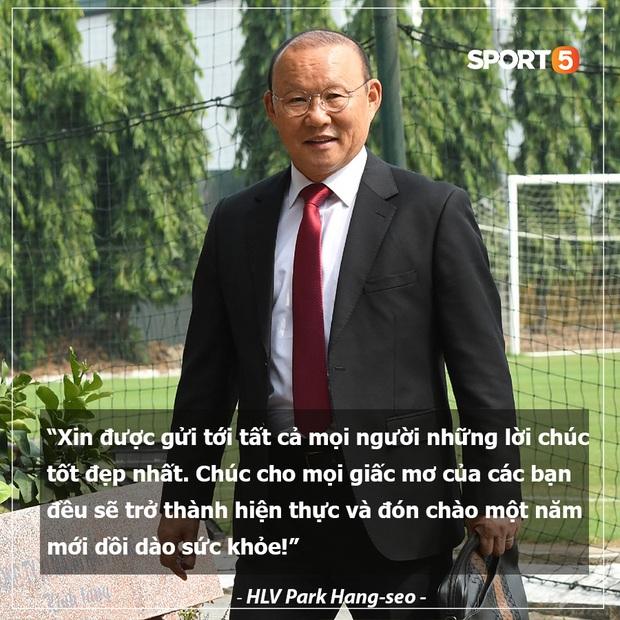 Tuyển thủ bóng đá Việt Nam gửi lời chúc Tết siêu có tâm đến người hâm mộ trước thềm năm mới Canh Tý 2020 - Ảnh 4.