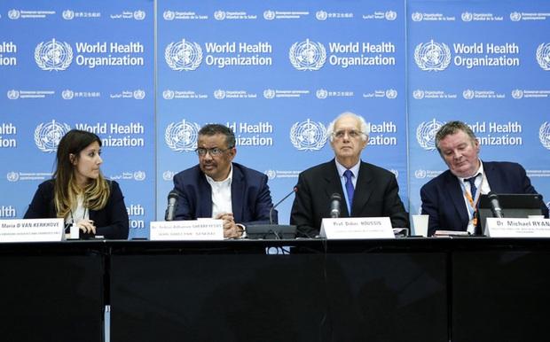 WHO: Virus corona mới chưa phải tình trạng khẩn cấp quốc tế, phong tỏa thành phố, cửa khẩu không ngăn được dịch bệnh lây lan - Ảnh 1.