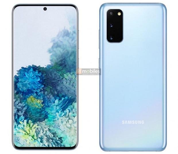 Đây là ảnh dựng chính thức của Galaxy S20, Galaxy S20+ và Galaxy S20 Ultra - Ảnh 1.