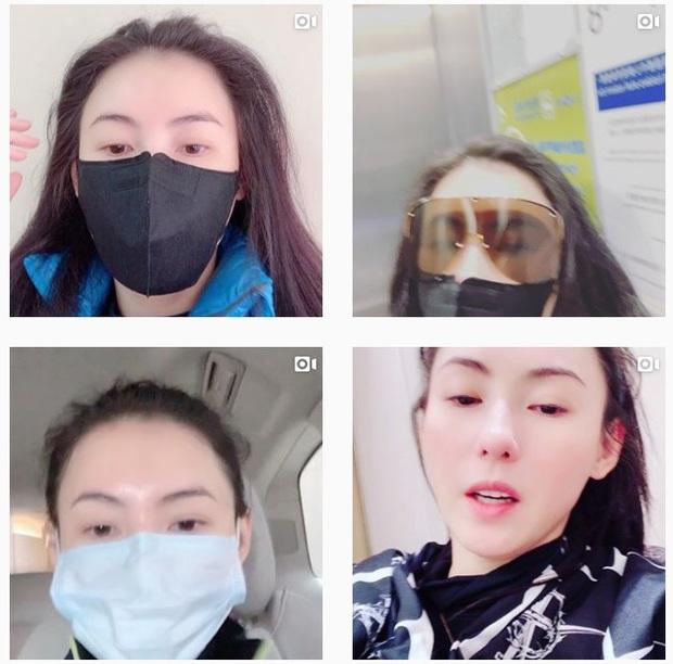 Cbiz đổ dồn sự chú ý khi Trương Bá Chi bỗng dưng ốm, phải huỷ chuyến du lịch Nhật Bản giữa lúc virus Corona hoành hành - Ảnh 5.