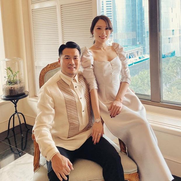 Cùng với các người đẹp Việt, dàn hậu cung VTV cũng khoe sắc trong những tà áo dài duyên dáng đón Xuân về - Ảnh 14.