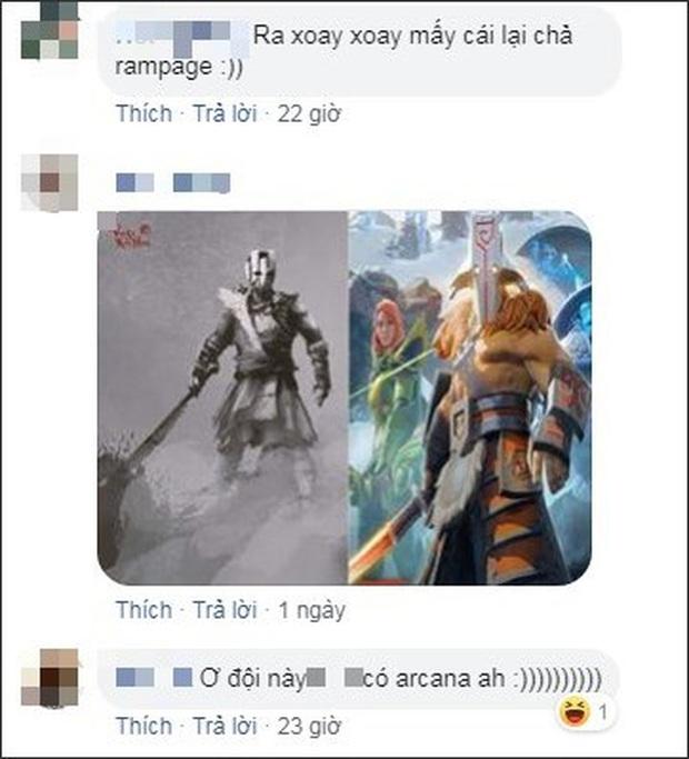 Game thủ bất ngờ với phác thảo Thiết Đột Quân của Việt Sử Kiêu Hùng giống Juggernaut Dota2 tới 99%? - Ảnh 4.