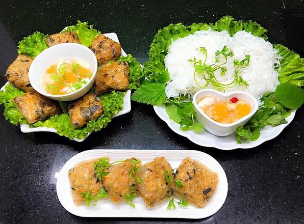 Nem rán - Món ăn truyền thống quen thuộc của Tết nhưng giờ đây có đến chục vị nhân biến tấu - Ảnh 3.