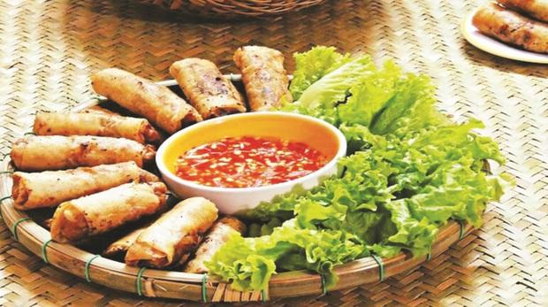 Nem rán - Món ăn truyền thống quen thuộc của Tết nhưng giờ đây có đến chục vị nhân biến tấu - Ảnh 4.