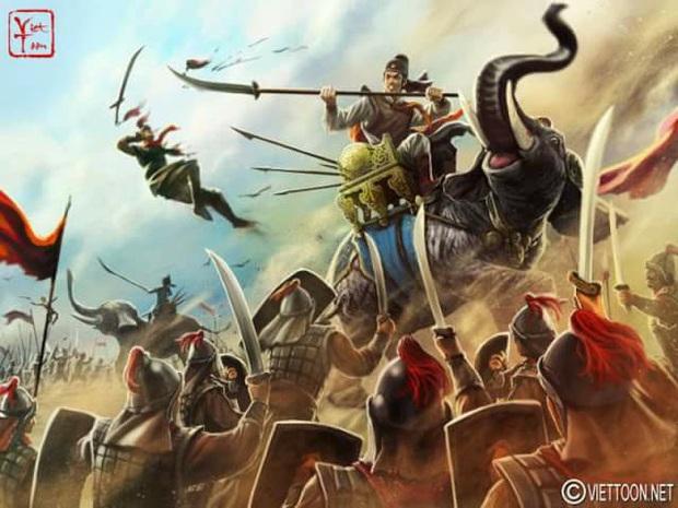 Game thủ bất ngờ với phác thảo Thiết Đột Quân của Việt Sử Kiêu Hùng giống Juggernaut Dota2 tới 99%? - Ảnh 6.