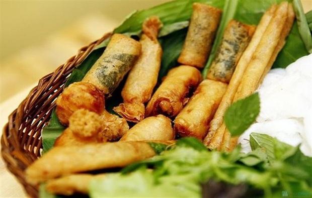 Nem rán - Món ăn truyền thống quen thuộc của Tết nhưng giờ đây có đến chục vị nhân biến tấu - Ảnh 5.